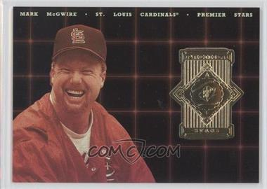 1999 SPx Premier Stars #PS1 - Mark McGwire