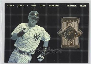 1999 SPx Premier Stars #PS12 - Derek Jeter