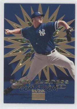 1999 Skybox Premium Show Business #5 SB - Roger Clemens