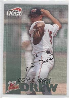 1999 Team Best - Autographs #TIDR - Tim Drew