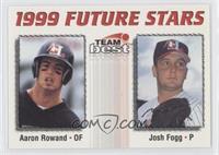 Aaron Rowand, Joe Fontenot, Josh Fogg /900