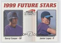 Darryl Conyer, Javier Lopez /900