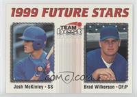 Josh McKinley, Brad Wilkerson /900