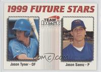 Jason Tyner, Jared Sandberg /900