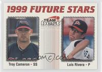 Troy Cameron, Luis Rivera /900