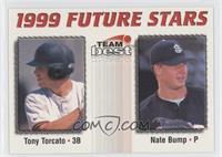 Tony Torcato, Nate Bump /900