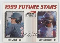 Troy Glaus, Darren Blakely /900