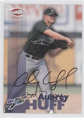 1999 Team Best Autographs #AUHU - Aubrey Huff