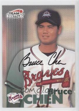 1999 Team Best Autographs #BRCH - Bruce Chen