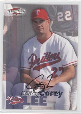 1999 Team Best Autographs #COLE - Corey Lee