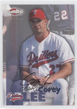 1999 Team Best Autographs #COLE - Corey Lee