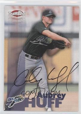 1999 Team Best Autographs #N/A - Aubrey Huff