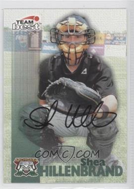 1999 Team Best Autographs #N/A - Shea Hillenbrand