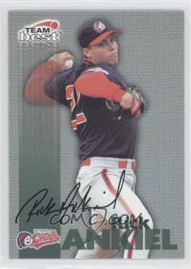 1999 Team Best Autographs #RIAN - Rick Ankiel