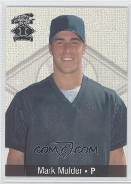 1999 Team Best Rookies - [Base] - Silver #61 - Mark Mulder /125