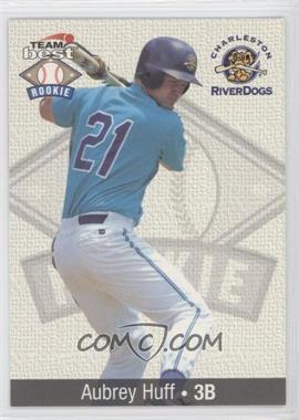 1999 Team Best Rookies - [Base] #37 - Aubrey Huff