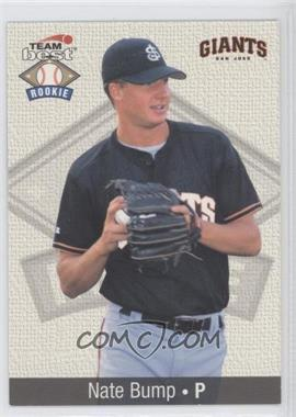 1999 Team Best Rookies - [Base] #6 - Nate Bump