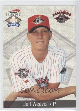 1999 Team Best Rookies - [Base] #94 - Jeff Weaver