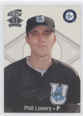 1999 Team Best Rookies Silver #52 - Phil Lombardi /125