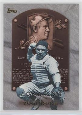 1999 Topps - Hall of Fame Collection #HOF10 - Yogi Berra