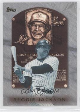 1999 Topps - Hall of Fame Collection #HOF6 - Reggie Jackson
