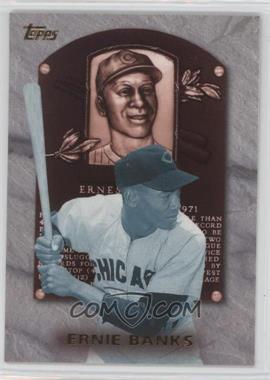 1999 Topps - Hall of Fame Collection #HOF7 - Ernie Banks