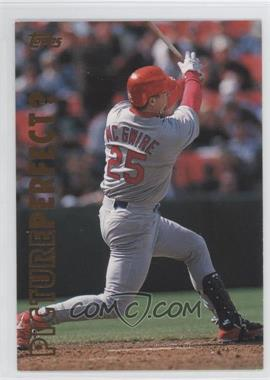 1999 Topps - Picture Perfect? #P4 - Mark McGwire
