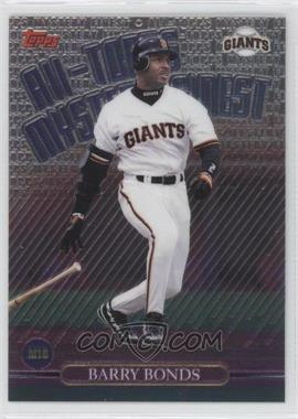 1999 Topps All-Topps Mystery Finest - [Base] #M16 - Barry Bonds