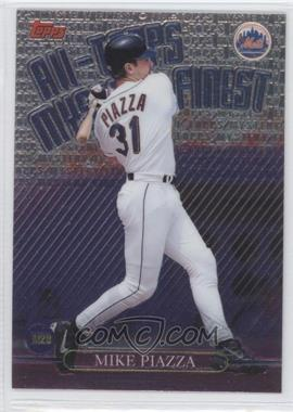 1999 Topps All-Topps Mystery Finest - [Base] #M28 - Mike Piazza