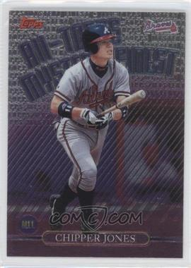 1999 Topps All-Topps Mystery Finest #M11 - Chipper Jones
