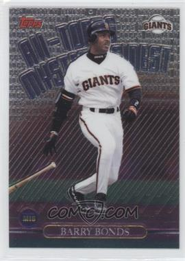 1999 Topps All-Topps Mystery Finest #M16 - Barry Bonds