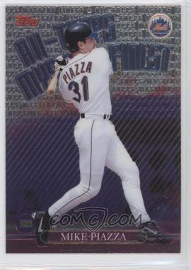 1999 Topps All-Topps Mystery Finest #M28 - Mike Piazza
