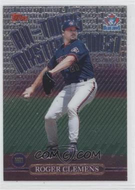 1999 Topps All-Topps Mystery Finest #M31 - Roger Clemens