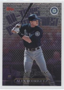 1999 Topps All-Topps Mystery Finest #M7 - Alex Rodriguez
