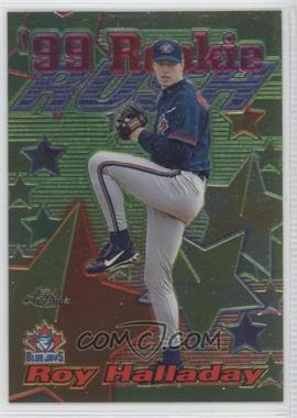 1999 Topps Chrome - All-Etch #AE18 - Roy Halladay