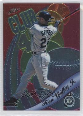 1999 Topps Chrome - All-Etch #AE3 - Ken Griffey Jr.