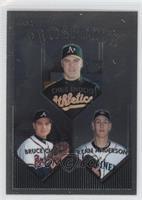 Bruce Chen, Ryan Anderson, Chris Enochs
