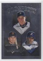 Prospects (Gabe Kapler, Armando Rios, Fernando Seguignol)