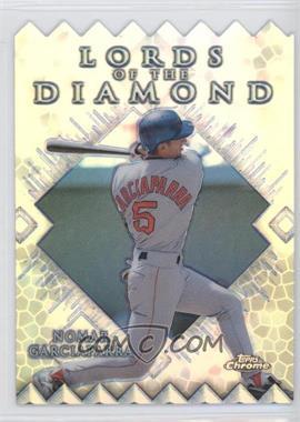 1999 Topps Chrome - Lords of the Diamond - Refractor #LD10 - Nomar Garciaparra