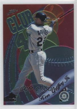 1999 Topps Chrome [???] #AE3 - Ken Griffey Jr.