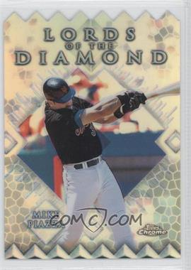 1999 Topps Chrome [???] #LD14 - Mike Piazza