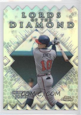 1999 Topps Chrome [???] #LD2 - Chipper Jones