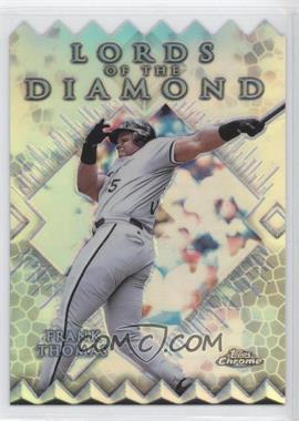 1999 Topps Chrome [???] #LD4 - Frank Thomas