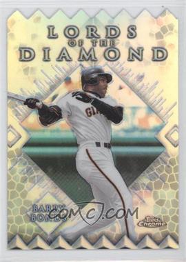 1999 Topps Chrome [???] #LD9 - Barry Bonds