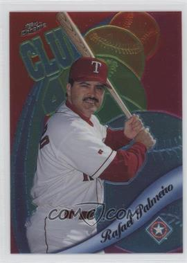 1999 Topps Chrome All-Etch #AE11 - Rafael Palmeiro