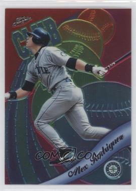 1999 Topps Chrome All-Etch #AE12 - Alex Rodriguez