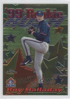 1999 Topps Chrome All-Etch #AE18 - Roy Halladay