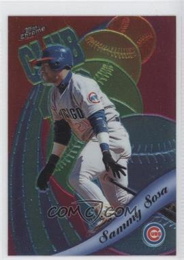 1999 Topps Chrome All-Etch #AE2 - Sammy Sosa