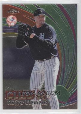 1999 Topps Chrome All-Etch #AE25 - Roger Clemens