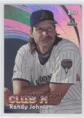 1999 Topps Chrome All-Etch #AE28 - Randy Johnson